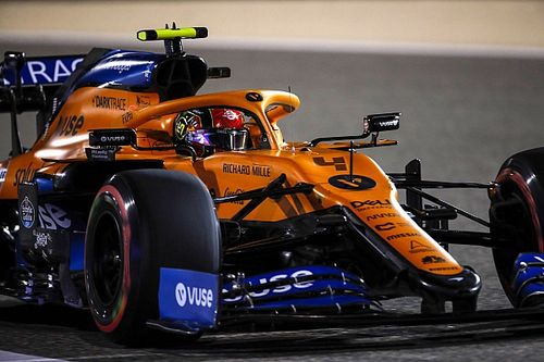 Fire-up: Zo klinkt de Mercedes-motor in de nieuwe McLaren MCL35M