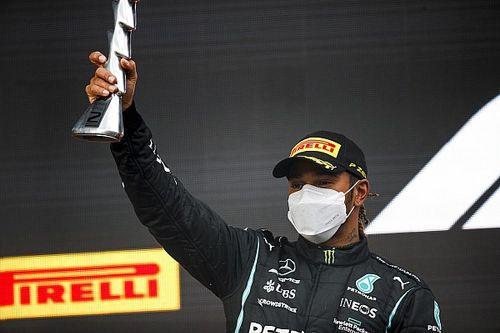 Webber szerint Hamilton eddig jobbnak láttatta a Mercedest