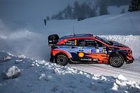 Arctic Finlandiya Rallisi: Tanak ve Hyundai hızlı başladı