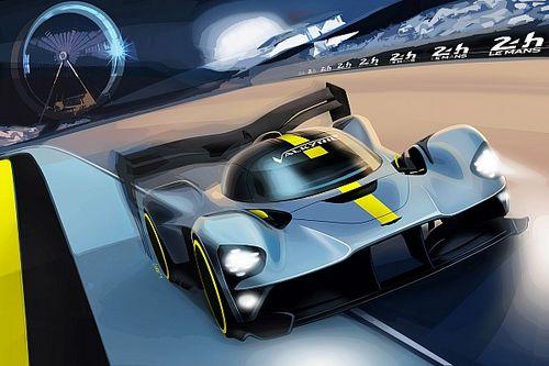 Aston Martin en Red Bull met Valkyrie hypercar naar Le Mans