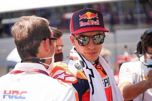 Márquez absent à Brno et remplacé par Bradl