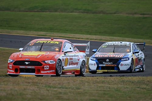 Mustang, ZB Commodore to join Super2