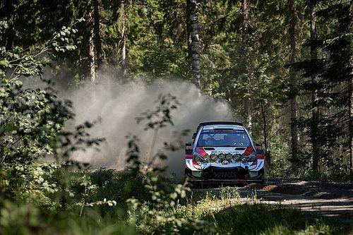 Video: Toyota szykuje się na Rajd Estonii