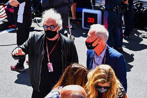 Briatore prepara su regreso a la Fórmula 1 para 2022