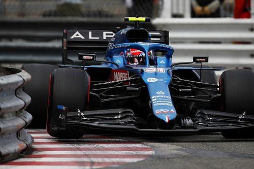 Ocon renueva con Alpine F1 y seguirá como compañero de Alonso