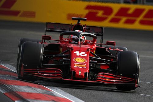 "Sainz: ""Leclerc, griddeki en iyi sıralama pilotu"""