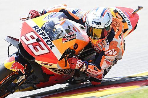 """MotoGP - Márquez: """"Não tenho como pensar em vitória na Alemanha"""""""