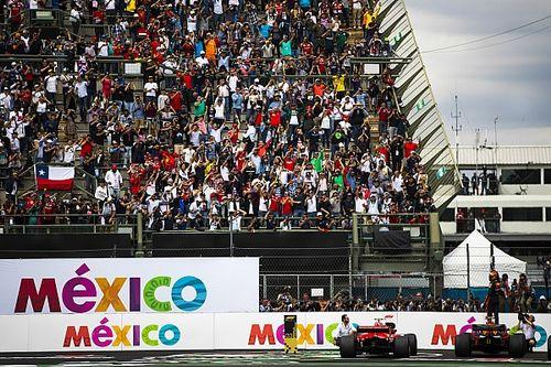 GP de la Ciudad de México de F1 incrementa costos de boletos en 2021