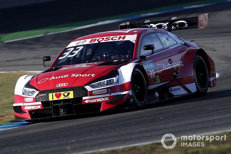 Schiaffo alle Mercedes di René Rast, grande vittoria in Gara 1 ad Hockenheim