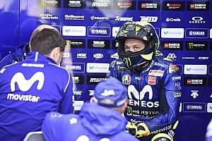 Rossi temukan titik negatif mesin baru Yamaha