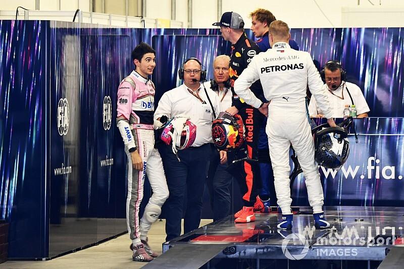 FIA: Não há necessidade de mais conversas com Ocon e Verstappen