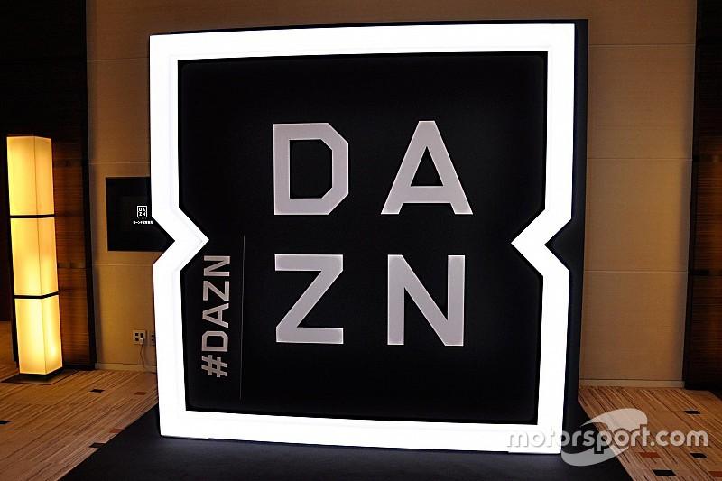 F1ライブ配信中のDAZN。コンビニ払いの導入でさらに契約しやすく