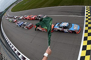 NASCAR Cup Breaking news NASCAR: Limits on Cup stars in Xfinity/Trucks