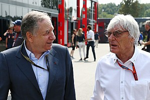 Formula 1 Breaking news Teams downplay talk of Ecclestone exit from F1