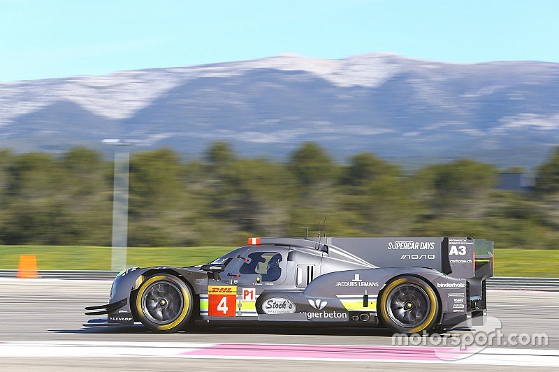 Rossiter to make WEC return with ByKolles at Silverstone