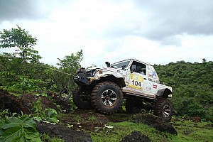 Offroad Leg report RFC India, Leg 3: Gerrari's Virdi maintain lead over Force Motors' Joo