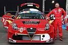 Marchiafava e Cencetti portano al debutto la Giulietta in TCR Benelux