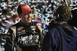 NASCAR Cup Interview Alex Bowman finds 'stamp of approval