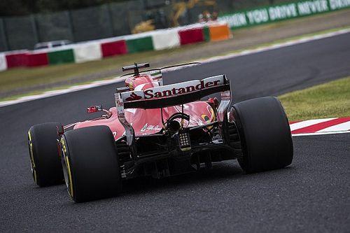Comment la boîte de Vettel a survécu au crash avec Stroll