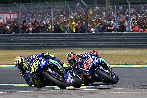 MotoGP Réactions Viñales -