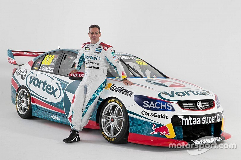 Look For Craig Lowndes Supercar