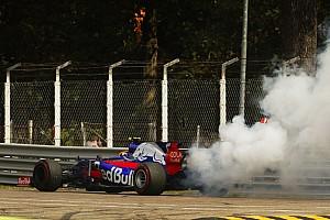 Fórmula 1 Noticias Cumpleaños 'infeliz' para Sainz en Monza
