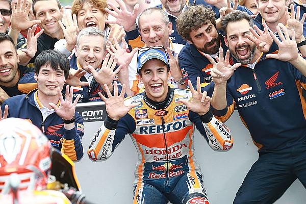 MotoGP Diaporama - La copie parfaite de Márquez au Sachsenring depuis 2010