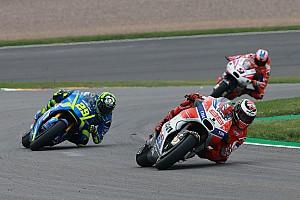 MotoGP Son dakika Lorenzo Sachsenring'de daha kötü bir sonuç beklemiş
