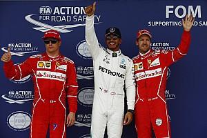 F1 Resultados La parrilla de salida del GP de Gran Bretaña