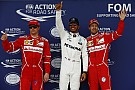 Grid start balapan GP Inggris 2017