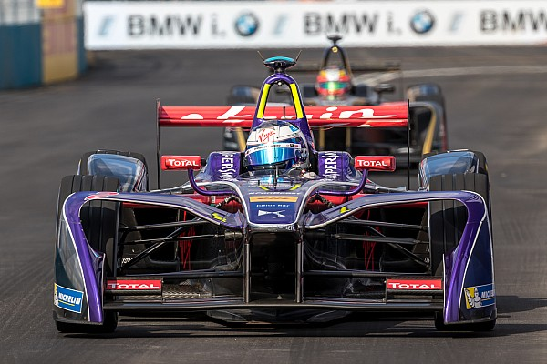Formel E in New York: Sam Bird schafft den Doppelsieg