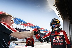 Supercars Qualifying report Clipsal 500 Supercars: Van Gisbergen to start first leg from pole