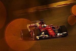 Fórmula 1 Crónica de entrenamientos Vettel sigue mandando en Bahrein a pesar de sufrir problemas