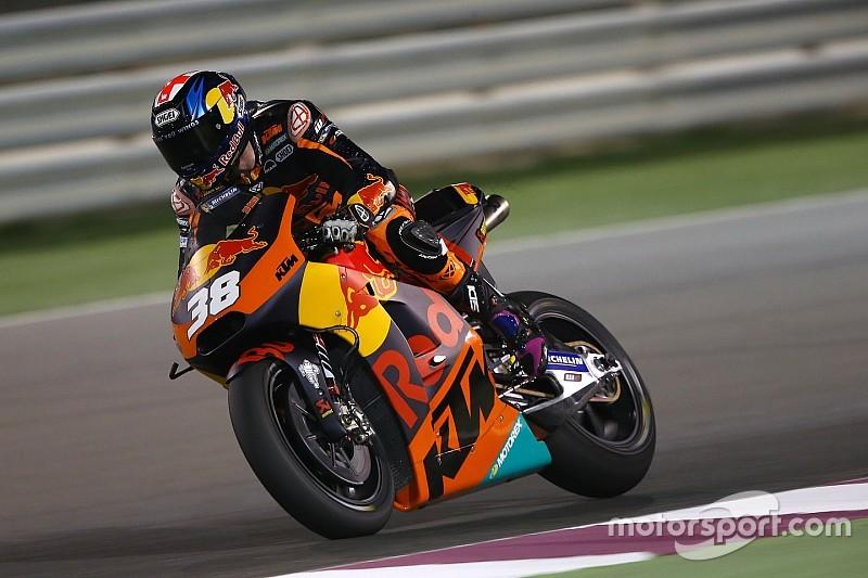 KTM harus lebih cepat jika ingin raup poin di Qatar
