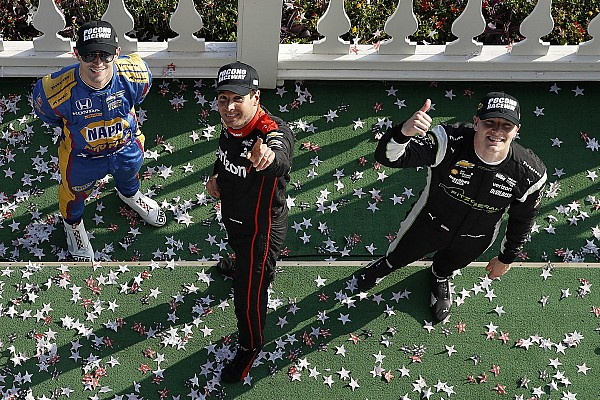IndyCar Power wint op Pocono na ronde achterstand