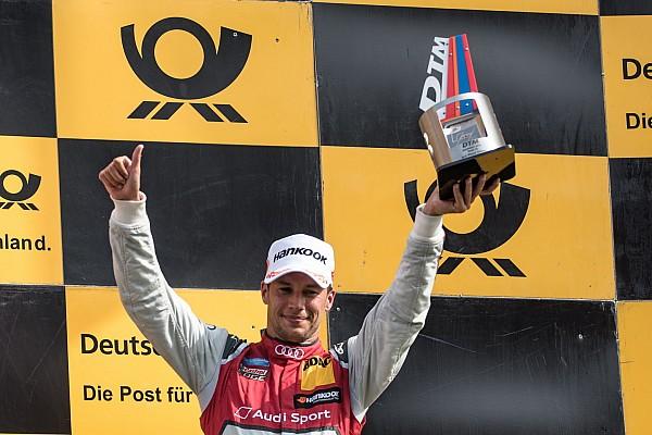 Un premier podium en DTM,