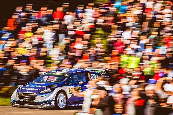 WRC Duitsland: Tanak wint overtuigend, Ogier klassementsleider