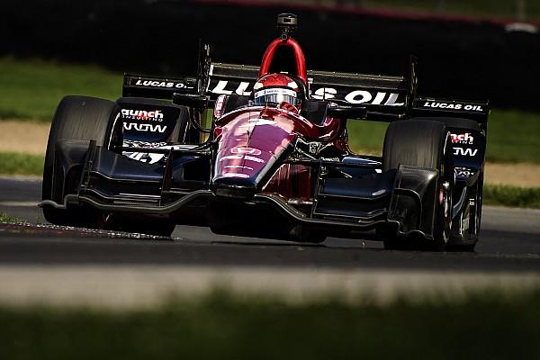 IndyCar Ultime notizie Aleshin non correrà più con Schmidt Peterson