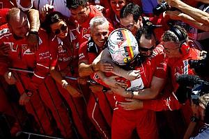 Salo: Vettel'in Ferrari'den başka gidebileceği bir yer yok