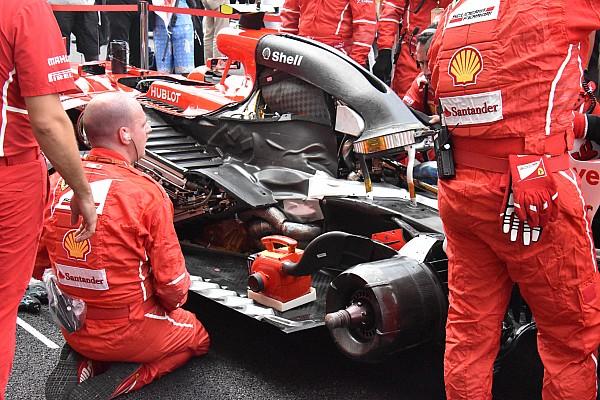 Formula 1 Ultime notizie Ferrari: Corrado Iotti nuovo capo del motore termico alla GeS