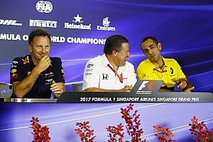 Renault, Red Bull ile sözleşme yenilemeyecek