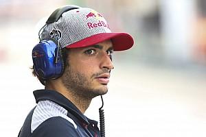 Renault quiere a Sainz para más de un año