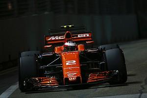 F1 Noticias de última hora Vandoorne admite que McLaren