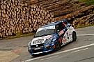 Rally Suzuki Rally Cup: sulle strade di casa si impone il trentino Roberto Pellè