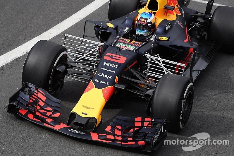 В Red Bull запланировали значительные обновления к ГП Венгрии