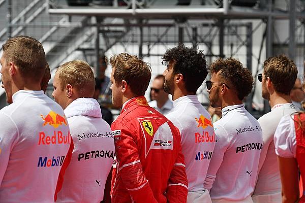 F1 Artículo especial La parrilla de Fórmula 1 para 2018: pilotos y equipos