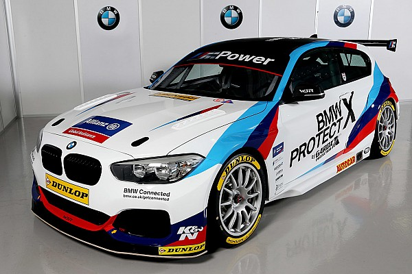 BTCC BMW announces BTCC works return for 2017