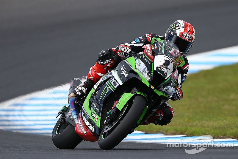 """Rea motivated by """"fear of not winning"""" for third WSBK title"""