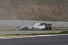 Formula 1 Williams ends Day 2 running after Stroll incident