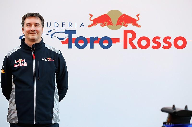 Officiel - Toro Rosso et James Key poursuivent leur collaboration